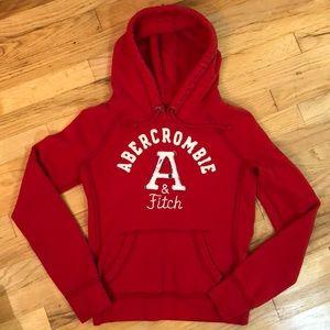 Ambercombie and Finch hooded sweatshirt women's sm